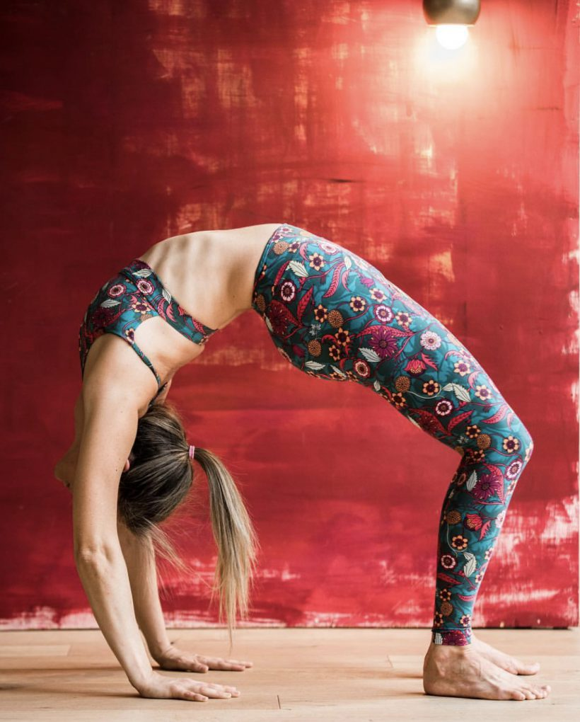 Hot Yoga Secondo il Metodo Bikram