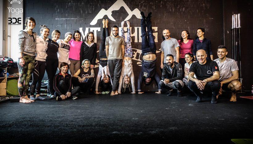 Fotogallery: Yoga Workshop Con Behrang Danesh Eshraghi